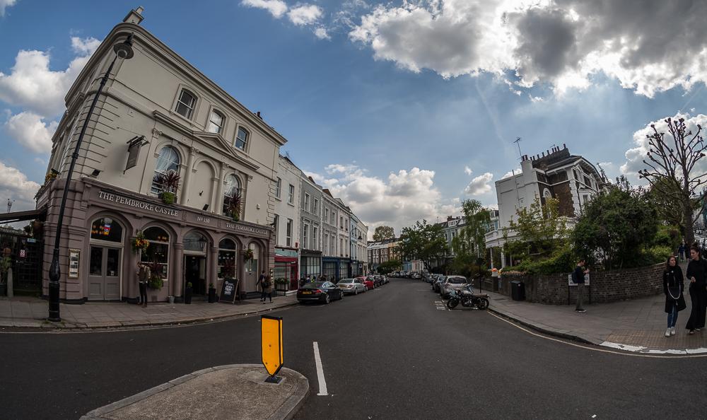 London: Borough of Camden