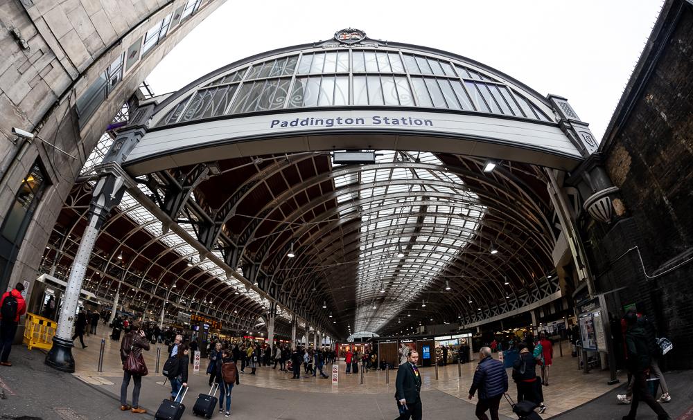 London: Rund um Paddington Station