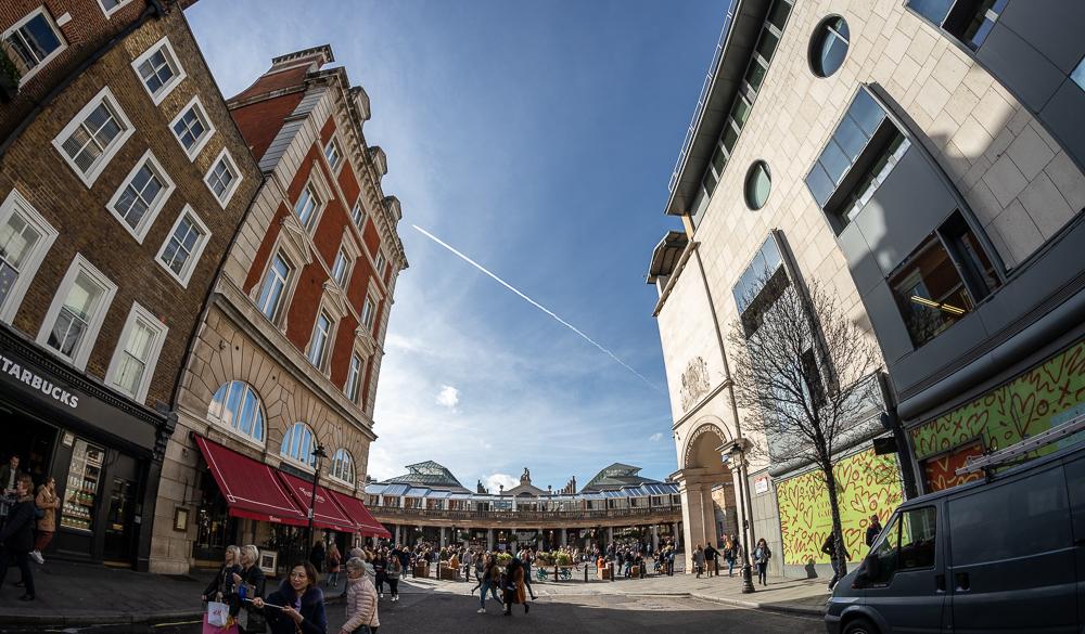 London: Covent Garden