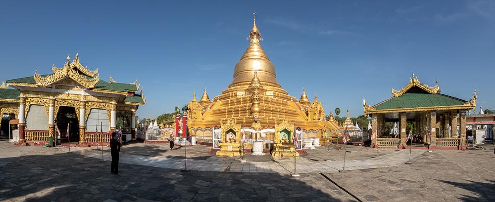 Rund um Mandalay
