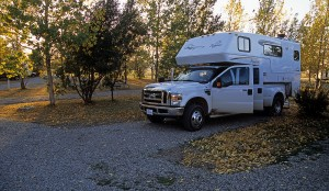 Buffalo Plains RV Campground Fort Macleod