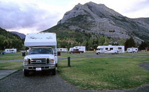 Campground Waterton Townsite