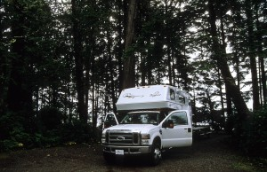 Bella Pacifica Campground Tofino