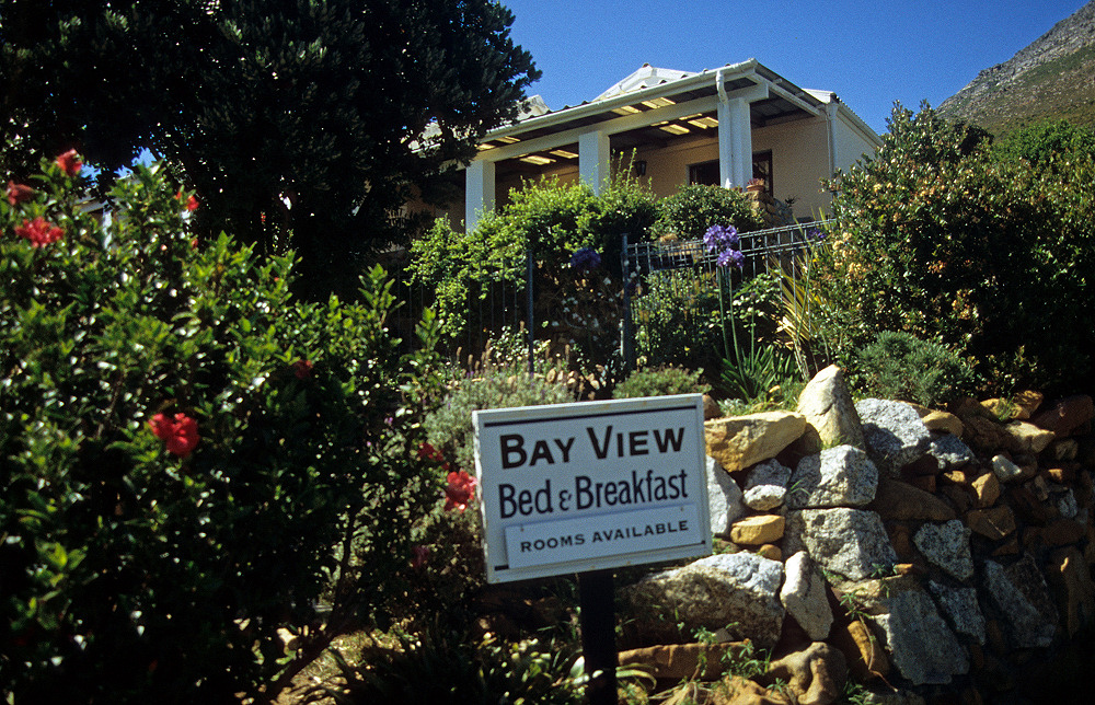 Bay View Bed & Breakfast Simon's Town
