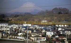 Hiratsuka mit Fuji