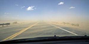 Sandsturm in Utah