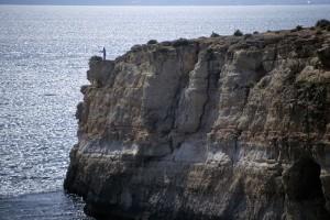 Angeln an der Algarve