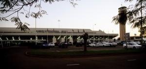 Kamuzu International Airport in Lilongwe