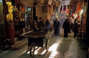 Suq in Aleppo