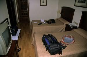 Hotel Hesperia in Granada