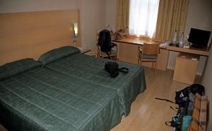 Hotel Posadas de España in Málaga