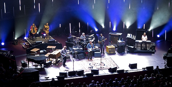 Royal Albert Hall: Eric Clapton & Steve Winwood