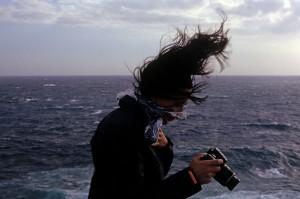 Sturm am Kap Greko