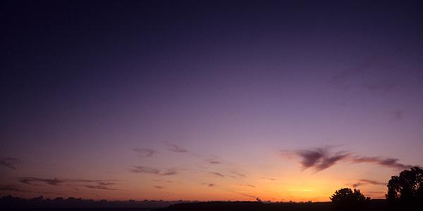 Sonnenuntergang bei Episkopi