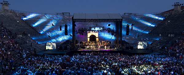 Arena di Verona: Deep Purple