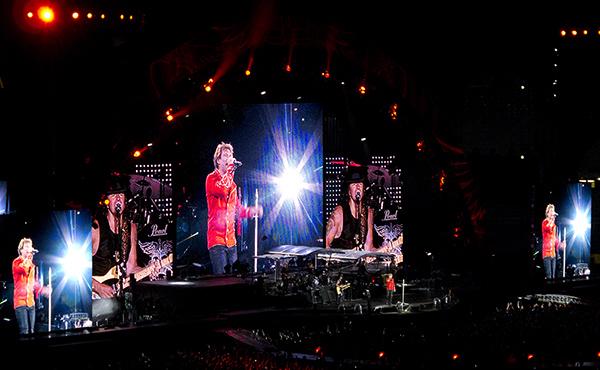 Ernst-Happel-Stadion: Bon Jovi