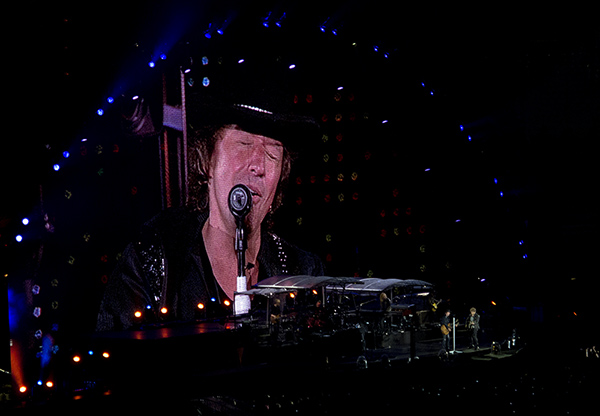 Ernst-Happel-Stadion: Bon Jovi - Richie Sambora