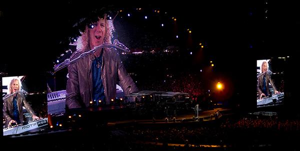 Ernst-Happel-Stadion: Bon Jovi - David Bryan