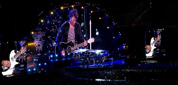 Ernst-Happel-Stadion: Bon Jovi - Jon Bon Jovi