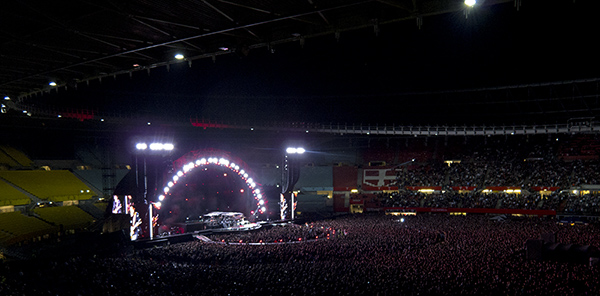 Ernst-Happel-Stadion: Bon Jovi - Blood On Blood