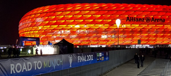 Road to Munich Final 2012 - Allianz Arena