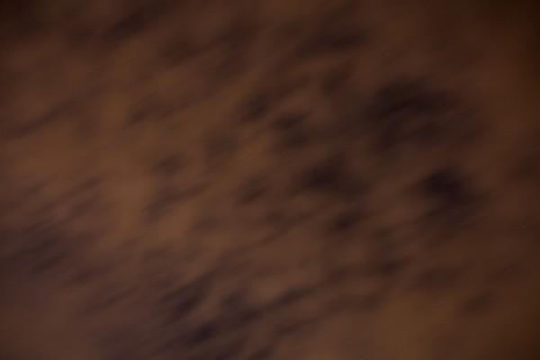 21. August 2012 - Schleierwolken über dem Ostpark München