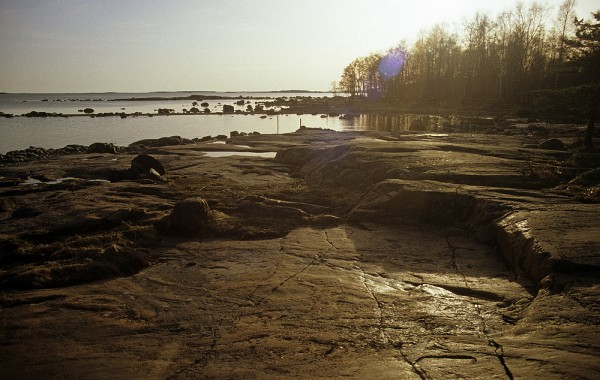 Helsinki (Lauttasaari), Ostsee