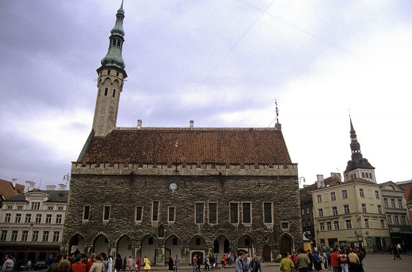 Rathaus Tallinn (1993)