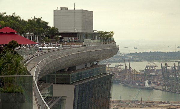 Singapur: Marina Bay Sands