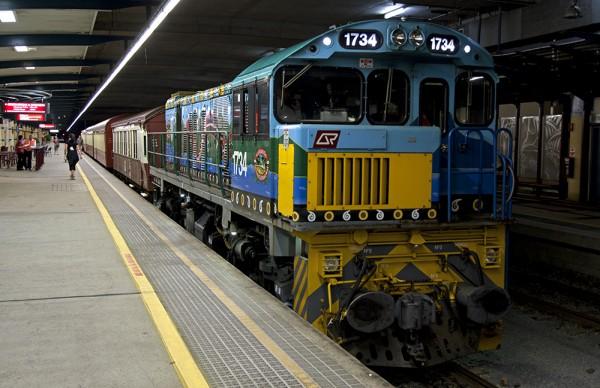 Bahnhof Cairns: Kuranda Scenic Railway