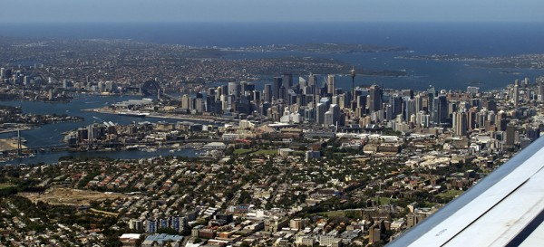 Flug Sydney - Cairns