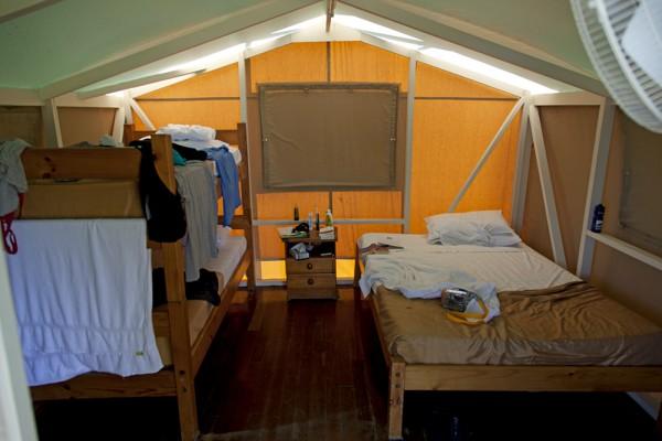 Lady Elliot Island: Eco Cabin