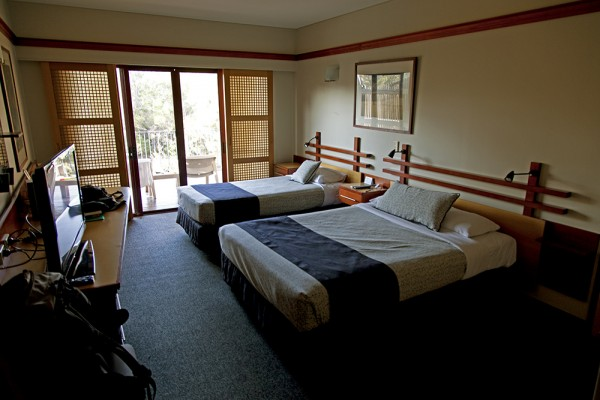 Kingfisher Bay Resort auf Fraser Island