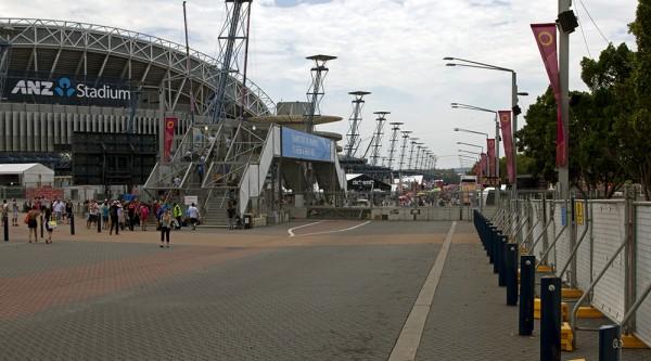 Sydney Olympic Park: ANZ Stadium und Sydney 500