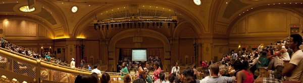 Brooklyn Tabernacle, Brooklyn, New York