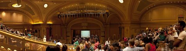 Brooklyn Tabernacle, Brooklyn, New York