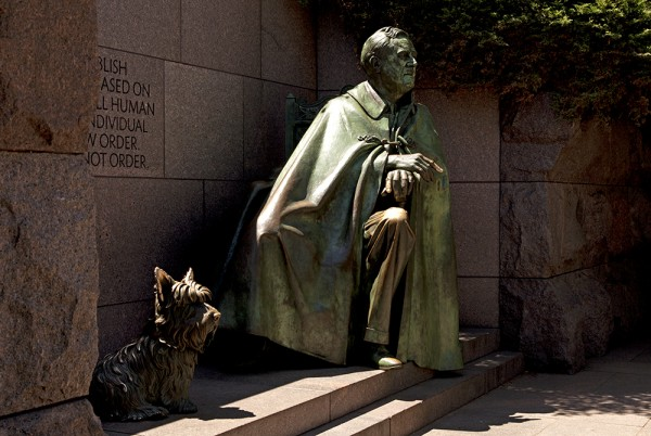 Roosevelt Memorial, Washington, D.C.