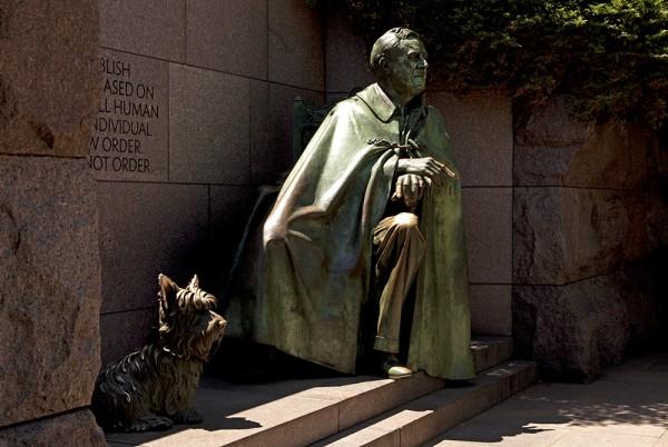 Roosevelt Memorial, Washington, D.C.