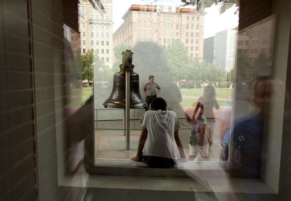 Liberty Bell Pavillon - Freiheitsglocke, Philadelphia