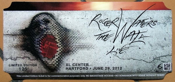 Roger Waters: The Wall Live - 29. Juni 2012