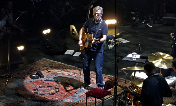 Royal Albert Hall London: Eric Clapton