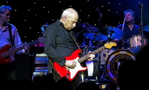 Royal Albert Hall London: Mark Knopfler