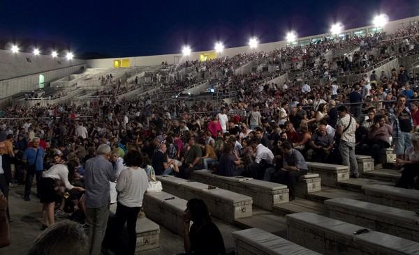 Arena Flegrea Neapel