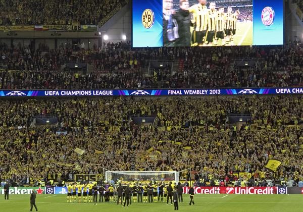 Wembley 25. Mai 2013