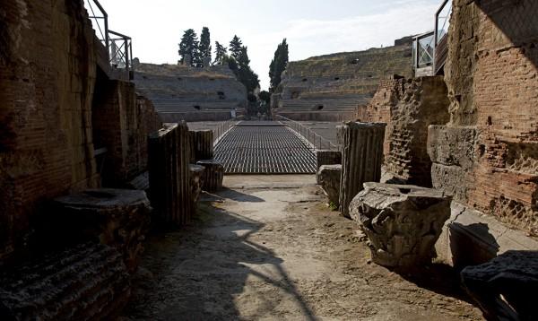Amphitheater Pozzuoli