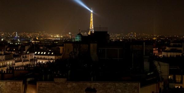 Paris 1. März 2014