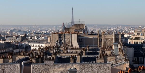 Paris 2. März 2014