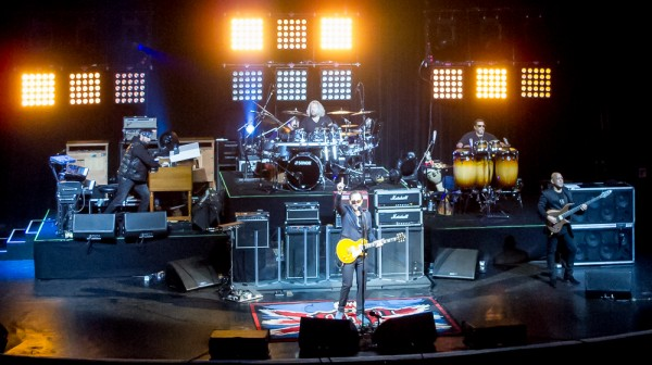 Le Grand Rex Paris: Joe Bonamassa und Band