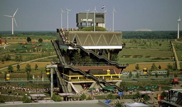 EXPO 2000 Hannover: Niederländischer Pavillon