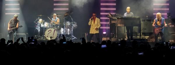 Stade des Burgondes Saint-Julien-en-Genevois (Festival Guitare en Scène): Deep Purple